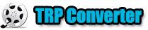 TRP Video Converter Logo